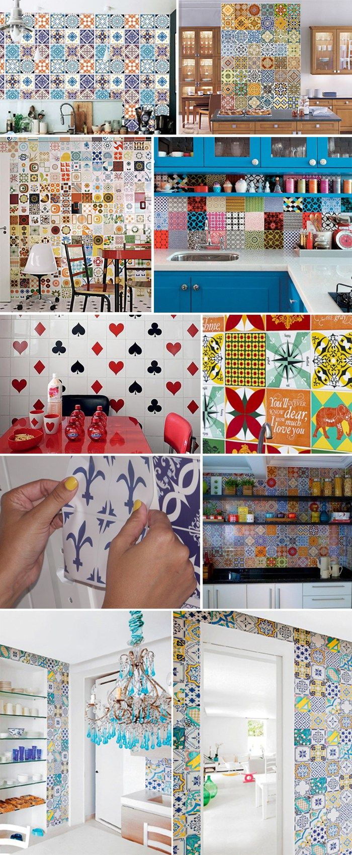 17 mejores ideas sobre pintando azulejos de ba o en for Azulejo sobre azulejo
