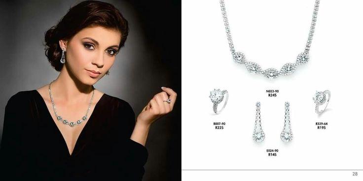 Glamorous statement evening wear. From R145    #jewelry #jewels #crystals #bling #cazabella #beautiful #fashionista #stylish #instajewelry ronel.cazabella@yahoo.com