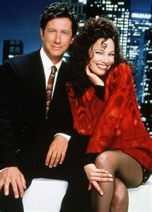 the nanny named fran with Max   Charles Shaughnessy