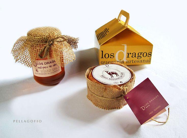 El queso de flor Drago de Canarias