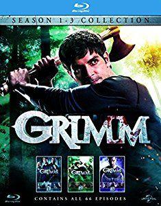 Grimm - Season 1-3 [Blu-ray] [Region Free] check best price on Amazon uk