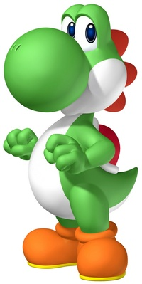 Who doesn't love Yoshi