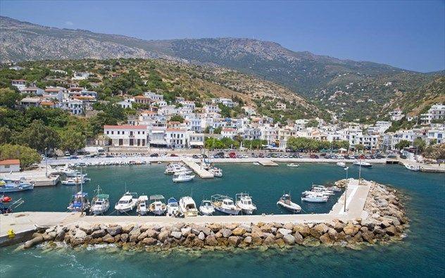 agios kirikos - ikaria - greece
