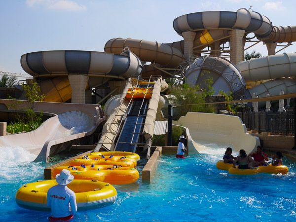 Wild Wadi Water Park – Dubai Stopovers With Kids. See more here http://www.seanasmith.com/wild-wadi-water-park-dubai-stopovers-with-kids/