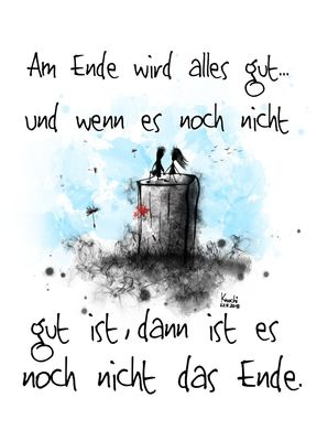 Am Ende wird alles gut... - knocheandre