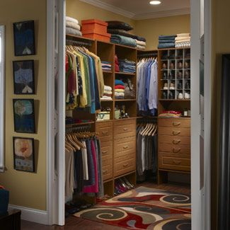 closet organizers do it yourself | Closet Organizers - Reviews of DIY Closet Organizing Systems - Good ...