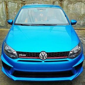 This one's a beauty OPfrom @dptuning - Polo R400... #polo #gti #r400 #bodykit # #poloclub #6r #6n
