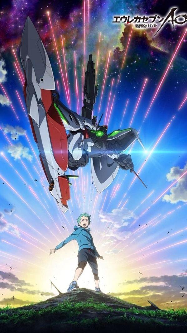 no title Anime, Mecha anime, Anime shows
