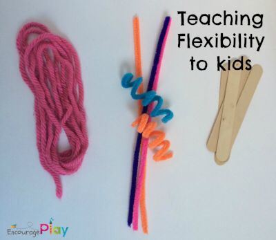 helping a rigid child, teen or adult become more flexible...http://www.encourageplay.com/blog/social-thinking-at-home-being-flexible