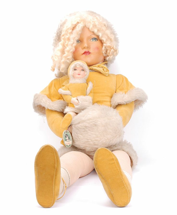 The Neil & Barbara Miller Collection | Deans Rag Books | Vectis Toy Auctions - Miss Muffet Doll