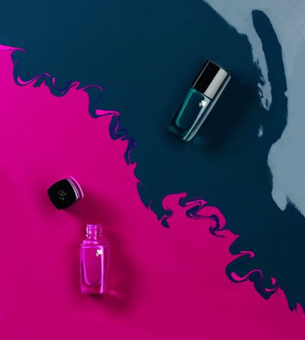 Lancome: The Vernis collection
