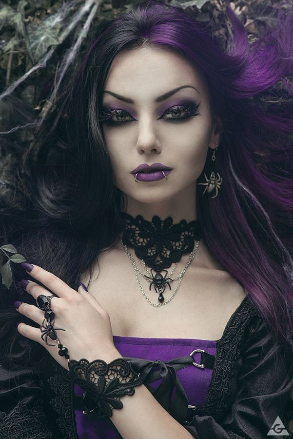 Gothic Ladies | Beauty | Fashion |
