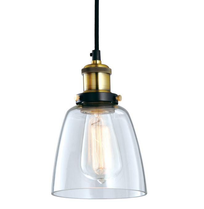 industrial lighting pendant. industrial vintage glass pendant lamp lighting