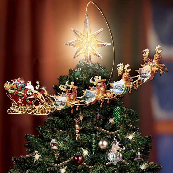 Cool Christmas Tree Decorations: 25+ Best Ideas About Unique Christmas Tree Toppers On