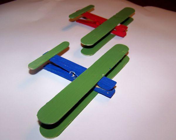 Οι αεροπλανάτες λαμπάδες!!!!