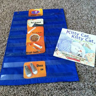 Kitty Cat, Kitty Cat- Bill Martin Jr., book activities