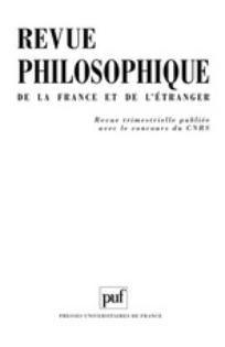A paradigm shift in George Berkeley's philosophy 1707-1709: Revue philosophique de la France et de l'étranger 2010/1