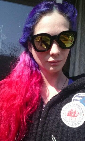 #hairstyle #haircolor #coloredhair #beauty #orangehair #redhair #darkhair #ideas #blondhair #shorthair #purplehair #brownhair #longhair #braids #curlyhair #curlyhairstyle #selfie #portrait #picoftheday #bestoftheday #photooftheday #thisisme #pinkhair #purplehair