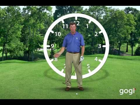Golf Basics - the Pitch Shot: Todd Anderson at www.mygogi.org #GolfDrills #Practice #GolfTips