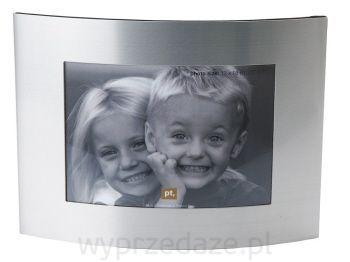 Kolor: srebrny  Wymiar: 13 x 18 cm -zdjęcie Materiał: aluminium