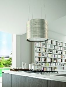 *NEW Twister image e ion island cooker hood