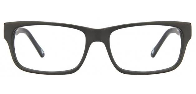 Vincent Chase Premium Vagabond VC 6466 Matte Black C1 Eyeglasses