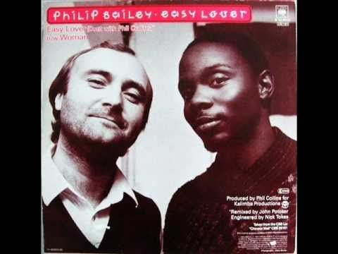 Phil Collins & Philip Bailey - Easy Lover (Extended Dance Remix)