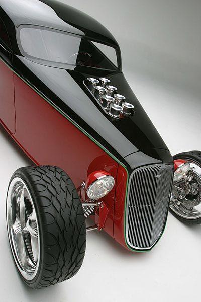 1934 Chevrolet Phantom Sedan