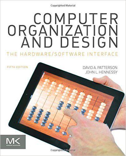 Computer Organization and Design 5th Edition Pdf Download e-Book