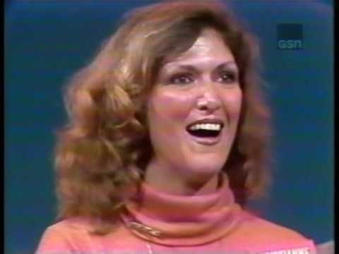 Password Plus game show bonus round/segment -- Bill Cullen/Peggy Cass