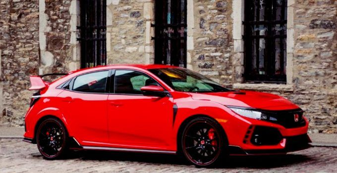 Honda Civic Dimensions >> 2019 Honda Civic Type R Dimensions
