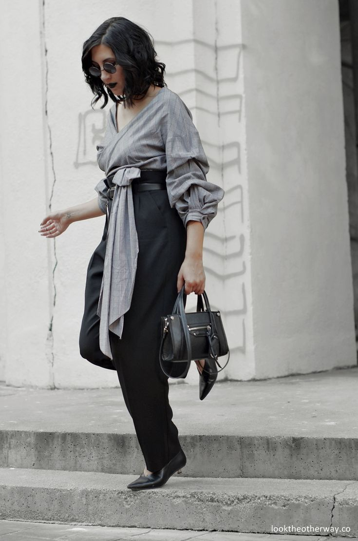 It's a wrap! - Style suggestions - Looktheotherway.co