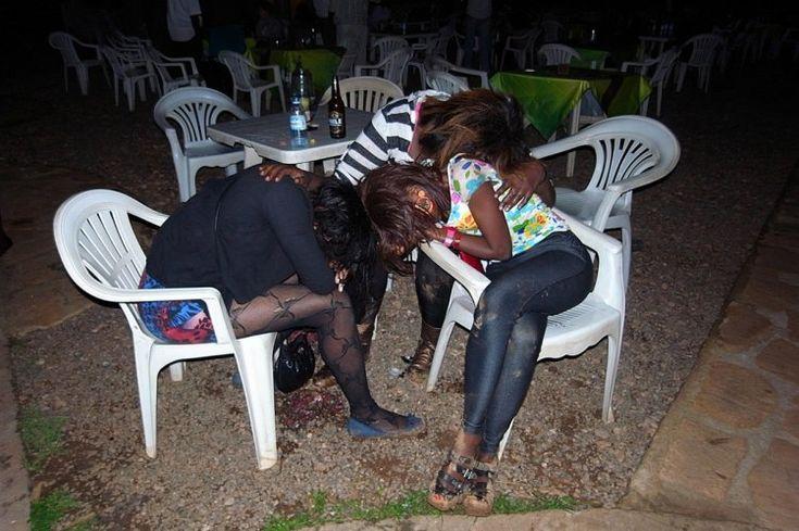 Ночная жизнь в Уганде: золотая молодежь, сутенеры и лучники