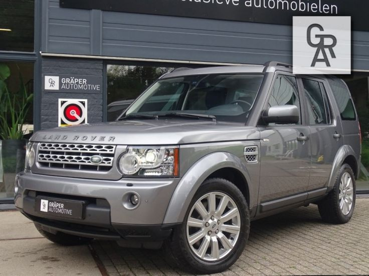 Land Rover Discovery  Description: Land Rover Discovery 4 3.0 SDV6 HSE  Price: 617.67  Meer informatie