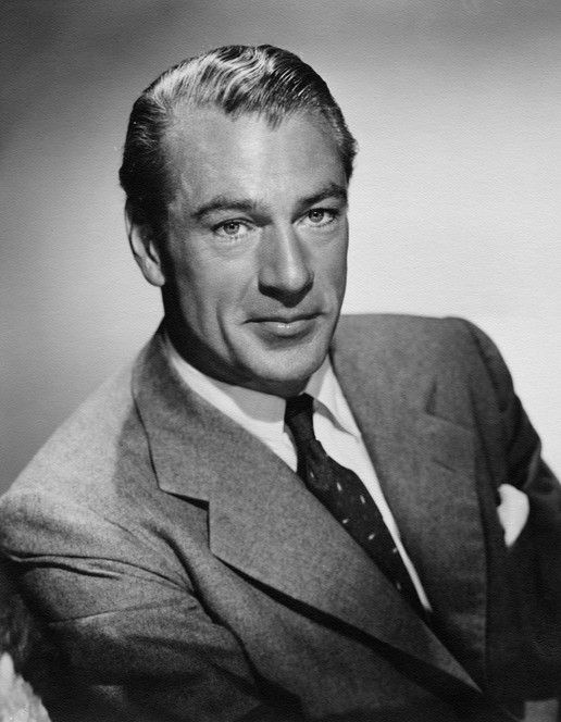 Gary Cooper (May 7, 1901 – May 13, 1961) The American Film Institute named Cooper among the AFI's 100 Years... 100 Stars, ranking 11th among males from the Classical Hollywood cinema period.