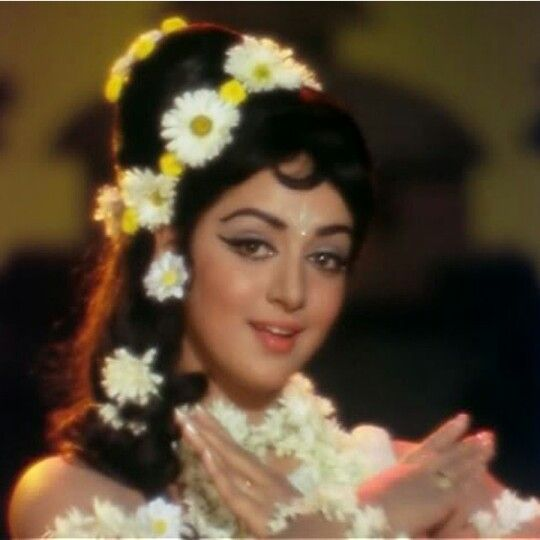 Hema Malini- natural beauty