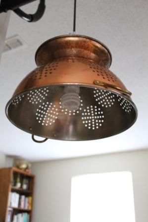 kitchen over the sink light fixtures   DIY over-the-sink pendant light « Happily Ever Before & Afters