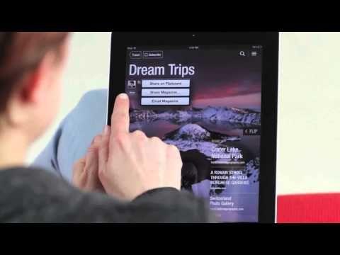 Create your public magazine con Flipboard - crea tu revista pública with Flipboard