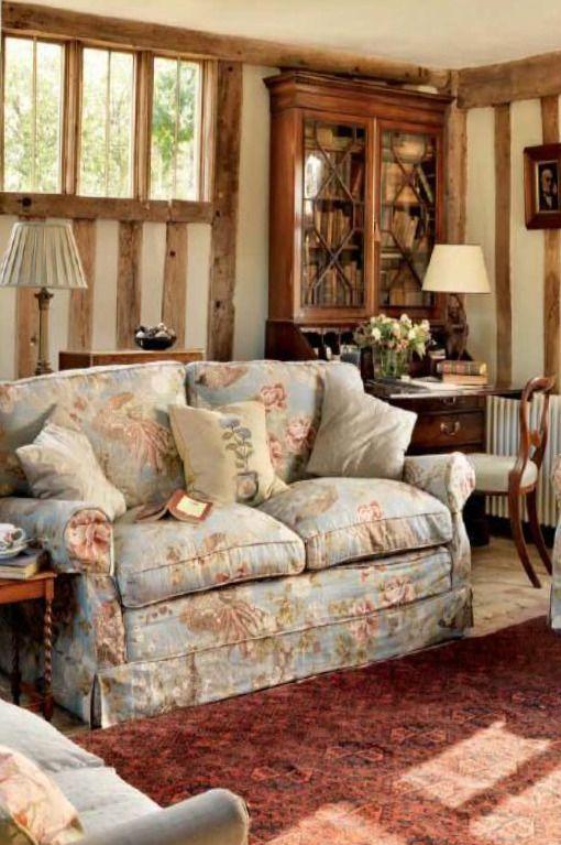 492 best images about english cottage style on pinterest. Black Bedroom Furniture Sets. Home Design Ideas