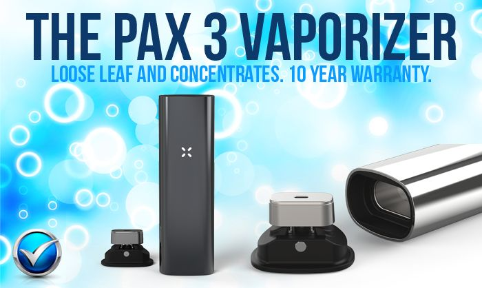 Pax 3 review. Our vaporizer review of the new Pax 3 will tell you all about the new features of this new dry herb device.