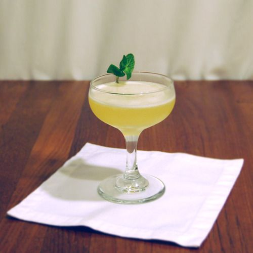 Kentucky Corpse Reviver - strange name, interesting cocktail! Click on ...