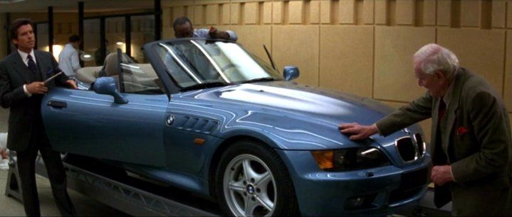Bmw Z3 Marketed To Women Movies Television Pinterest