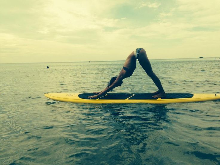 SUP (Stand Up Paddle) YOGA