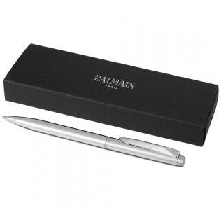 Promotional Balmain Galathée Ballpoint Pen Chrome