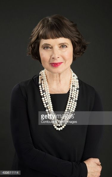 Actress Isabella Rossellini is photographed for Los Angeles Times on November 13, 2015 in Los Angeles, California. PUBLISHED IMAGE.