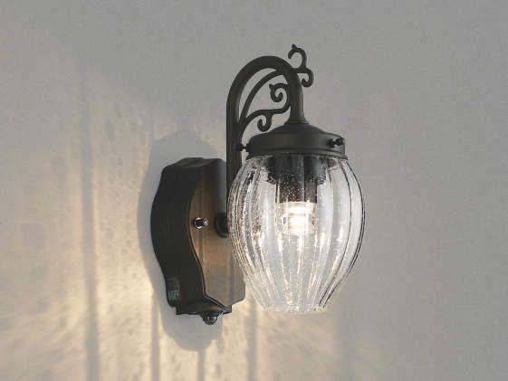 KOIZUMI コイズミ照明 AU42398L 。KOIZUMI コイズミ照明 AU42398L 人感センサー付き エクステリアライト LED 屋外用 ブラケットライト アウトドアライト アンティーク ポーチ灯 外部照明