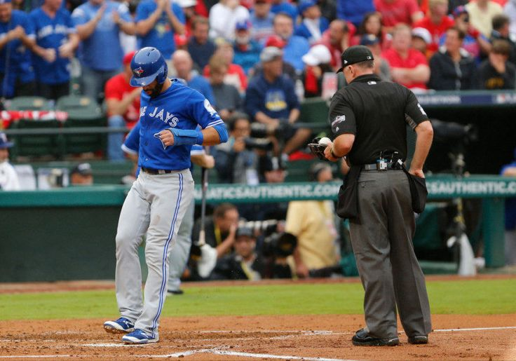 Blue Jays win Game 2, but lose Liriano to frightening injury = The Toronto Blue Jays got a lot of good news in Friday afternoon's 5-3 victory over the Texas Rangers.  They are taking a 2-0 lead back to the Rogers Centre, their offense is clicking on all cylinders, and their closer made.....