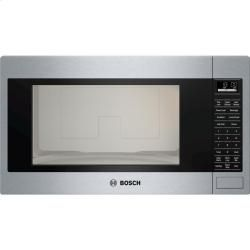 HMB5051 in Stainless Steel by Bosch in Clinton Township, MI - HMB5051 Built-In Microwave Oven 500 Series - Stainless Steel