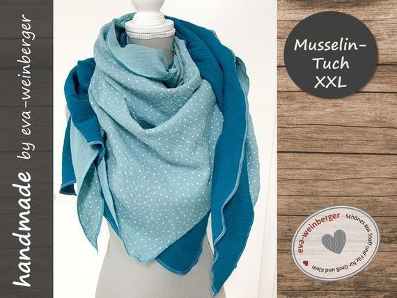 Muslin cloth double sewn XXL