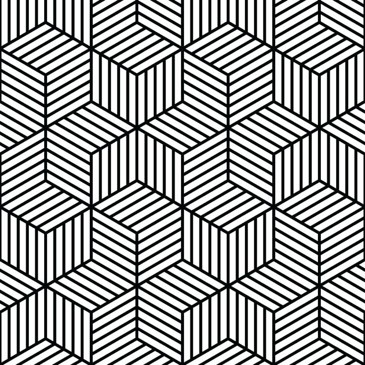 Another Simple Geometric Pattern To Color That Looks Like A Quilt Geometric Pattern Graphic Patterns Pattern Design